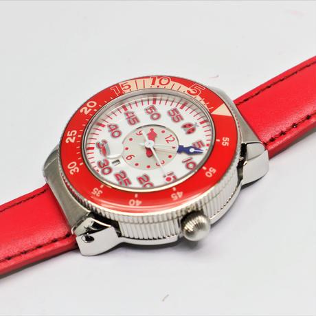 「合格時計」子どもor婦人用サイズ(赤)BW-PW2951-002ーC/LーRed