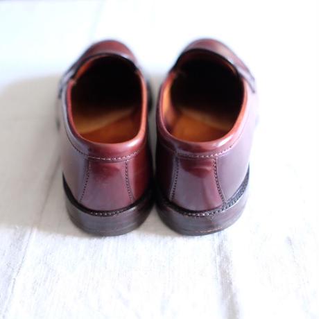 Men's ALDEN cordovan loafers
