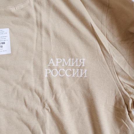 Russian Military training long T-shirt