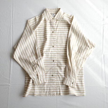 VUOKKO vertical stripe shirt