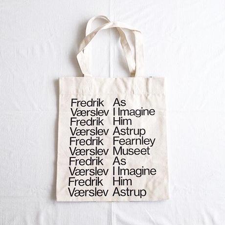 Astrup Feanley museum tote bags