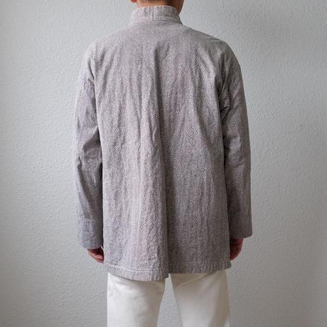 Marimekko 70s checkered jacket