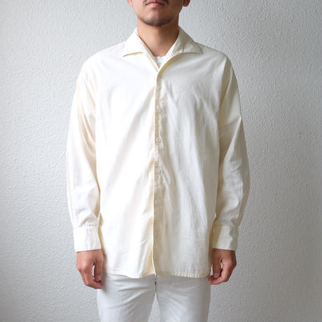 L/S shark collar shirt