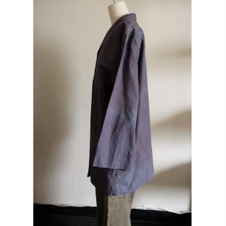 Finnish lady's jacket made by Marimekko fabric