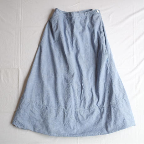 50s cotton skirt
