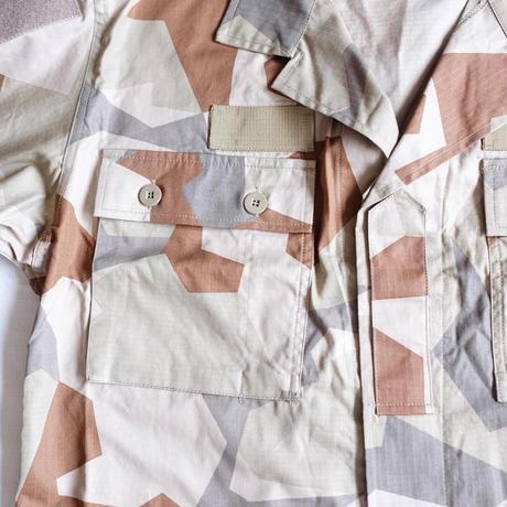Swedish desert camouflage jacket