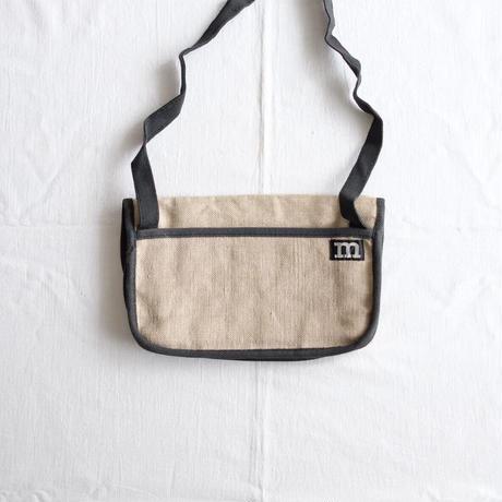 Marimekko linen small shoulder bag