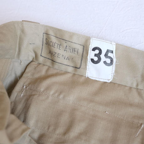 French military M-52 chinos