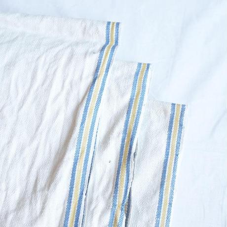 Swedish military linen towels