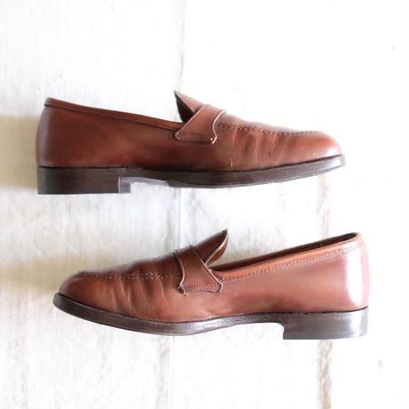 Men's 80s ALDEN monk strap shoes