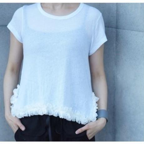 フリルモダールTシャツ