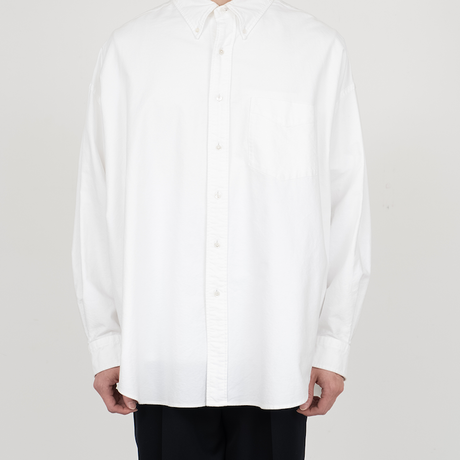 Graphpaper / Oxford Oversized B.D Shirt