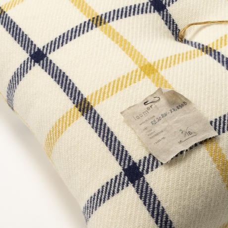 loomer / Woolen check ZABTON (SMALL)