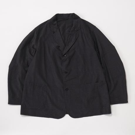 COMOLI/杢シルクジャケット