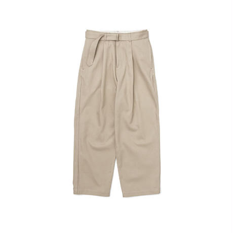 Graphpaper / Hard Twill Belted Pants