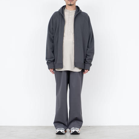 LOOPWHEELER for Graphpaper Full-Zip Parka