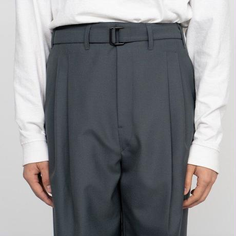 LEMAIRE / BELTED PLEAT PANTS