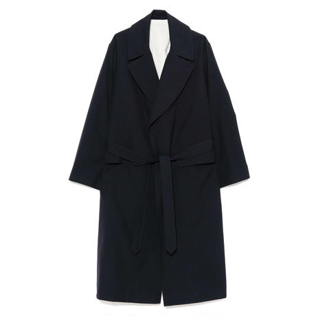 Blurhms for CABINET OF CURIOSITIES / Wool Surge Belted Coat