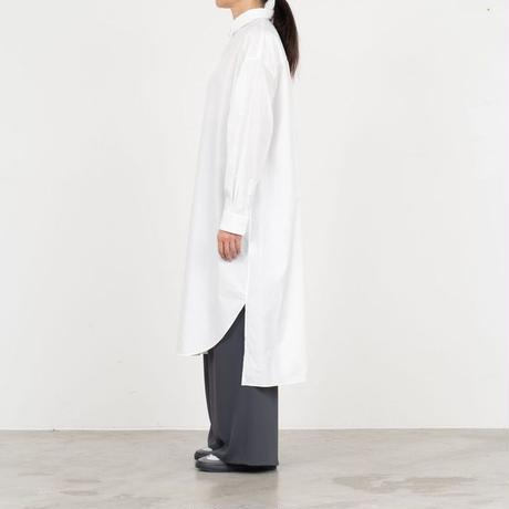 Graphpaper / Broad Oversized Shirt Dress