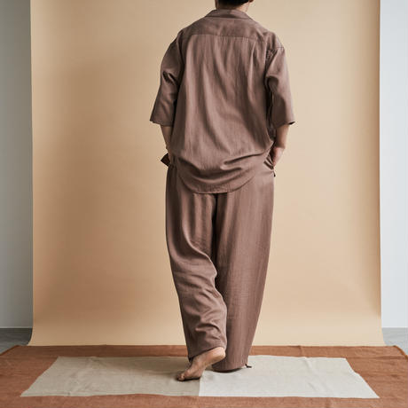 YOKE for CABINET OF CURIOSITIES/PAJAMA EASY PANTS