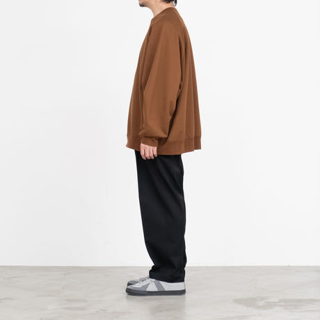 Graphpaper / Compact Terry Crew Neck