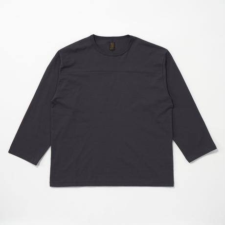 BATONER / FOOTBALL T-SHIRT(DEGREASE COTTON)