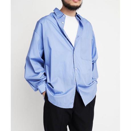 Graphpaper /  Broad Oversized L/S Regular Collar Shirt