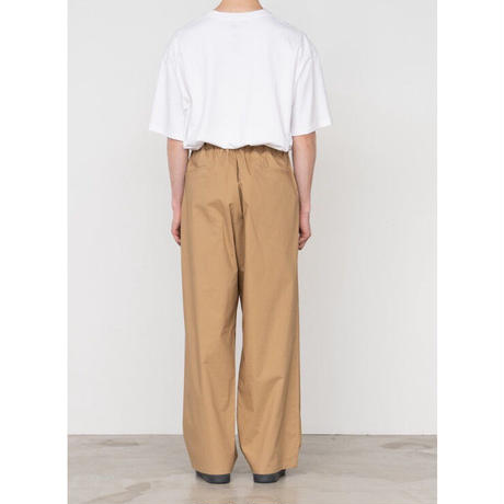 Graphpaper/  Stretch Typewriter Wide Chef Pants