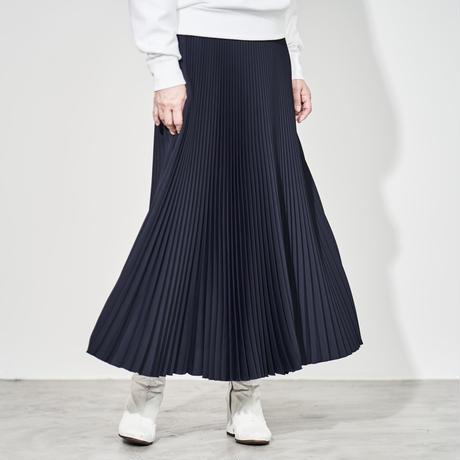 Graphpaper Women Limited item / Satin Pleats Skirt