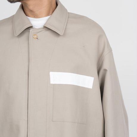 Graphpaper / Double Plain Weave Jacket