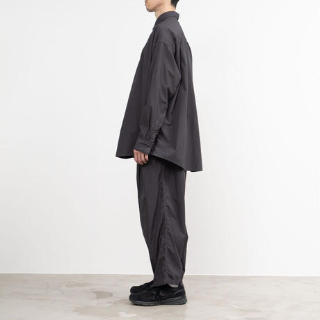 Graphpaper / is-ness for GP Garment Dyed Tuck Trousers