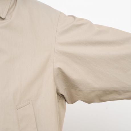Graphpaper / Voile Gabardine Soutien Collar Short Coat