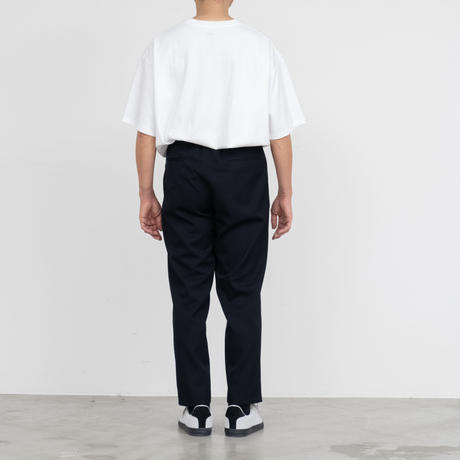 Graphpaper / Selvage Wool Tapered Slacks