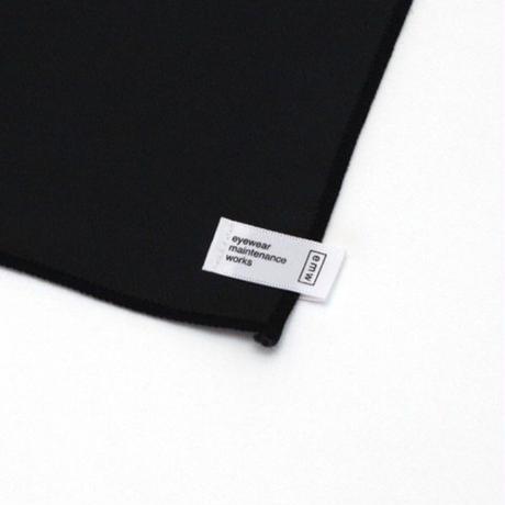 EYEWEAR CLOTH 40×40 BK