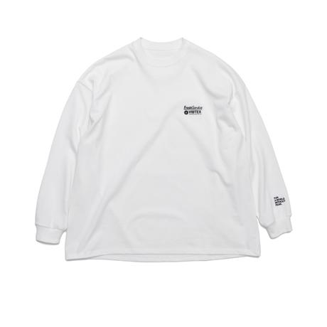VIBTEX for FreshService  L/S CREW NECK TEE