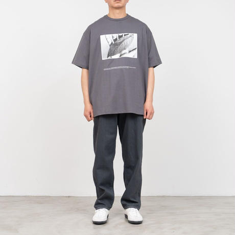 """POET MEETS DUBWISE for GP Oversized Tee """"WORDS AND SILENCE"""""""