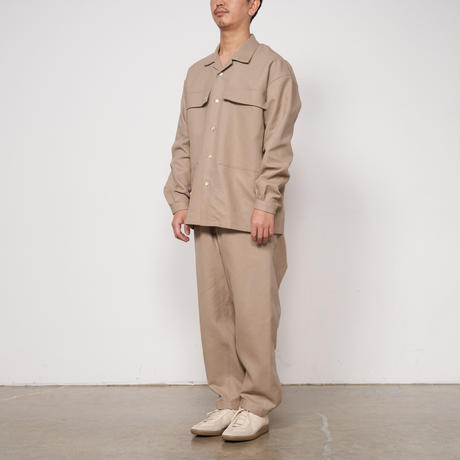 SEE ALL / OPEN COLLAR POCKET SHIRTS