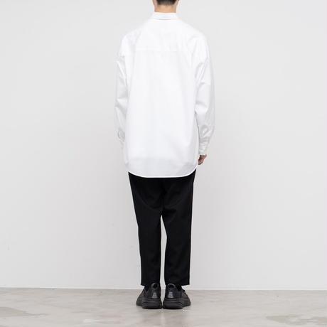 THOMAS MASON for Graphpaper Oversized Regular Collar Shirt
