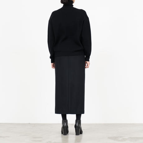 Graphpaper / Wool Beaver Tight Skirt