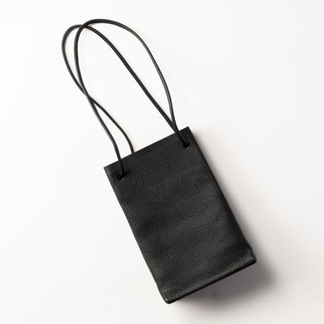 Aeta/PG LEATHER SHOULDER TOTE XS