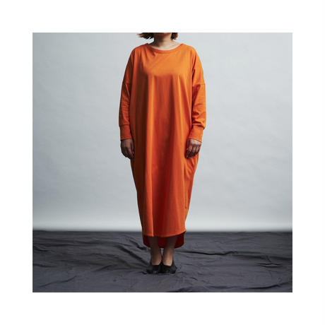 Studio Nicholson / Curved Hem Jersey Dress