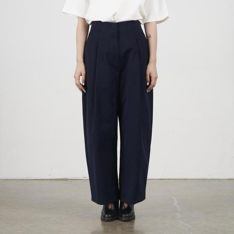 Studio Nicholson / Peached Cotton Twill Volume Pants