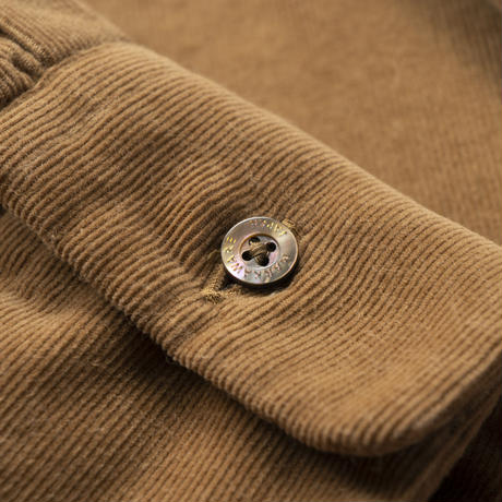 MARKA WARE / Corduroy  Comfort fit shirt
