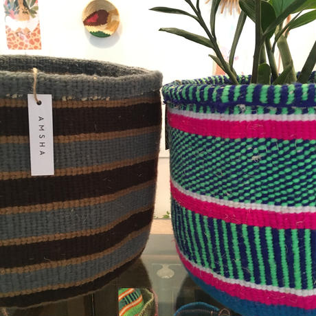 Small Knit Basket #272