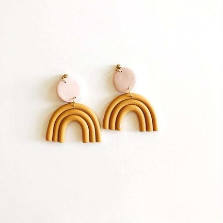 Ochre Astrid Earrings