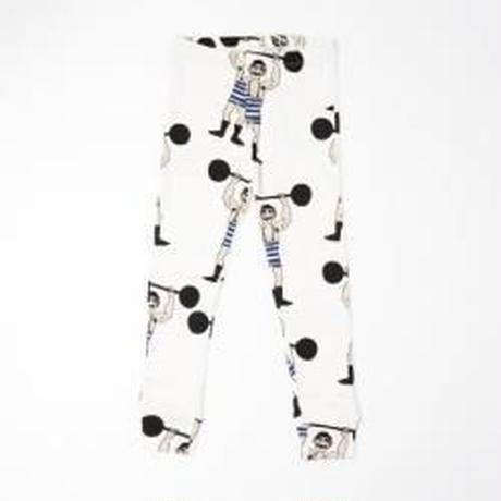 MINI RODINI / Weightlifter Aop leggings