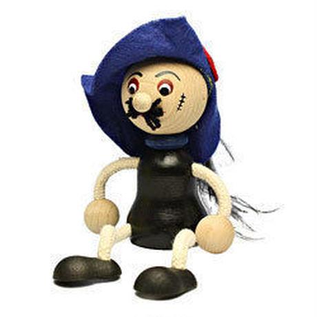 チェコおすわり人形ナイト LUMAZ    +ブランコ