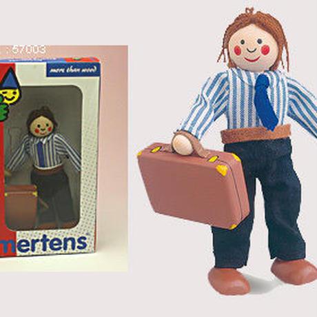 ドールハウス人形 おとうさん