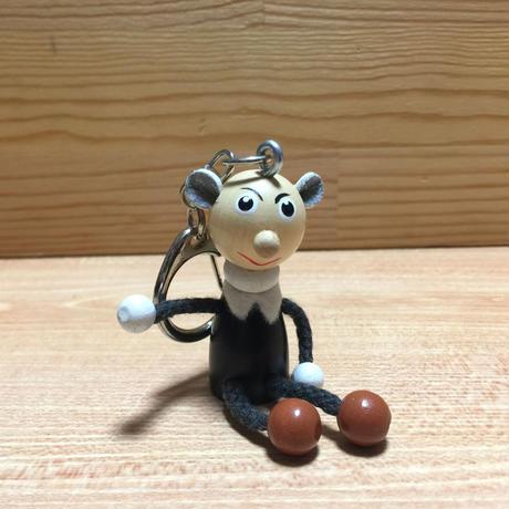 キーホルダー    ミニ人形スぺジブル