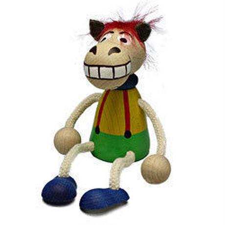 チェコおすわり人形馬 LUMAZ+ブランコ